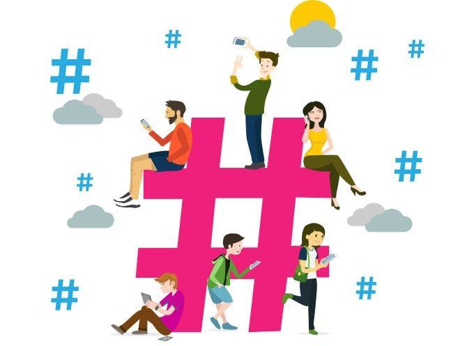 Hashtag Trending on Twitter